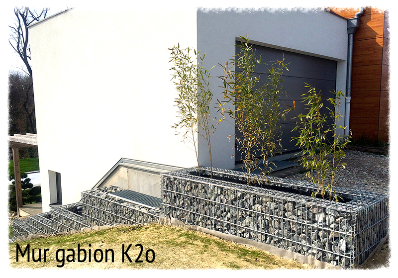 gabion k2o mur de sout nement gabion. Black Bedroom Furniture Sets. Home Design Ideas